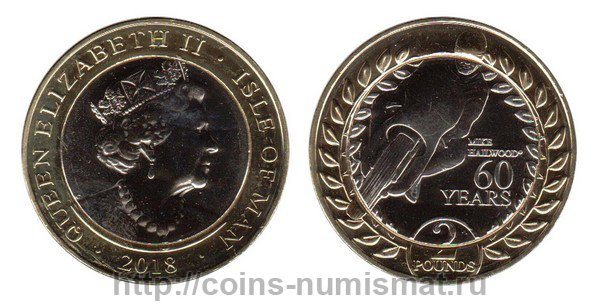 Isle of Man: pound - 2. ID = 4193